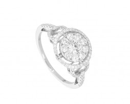 Bague-Diamants